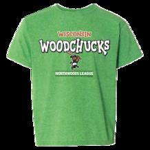 Heather Irish Green Youth T-Shirt